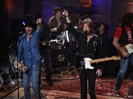 Nation Bidding Farewell To Country Music Duo