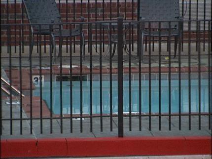 Four-Year-Old Boy Drowns In Tulsa Motel Pool