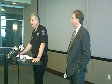 Tulsa Mayor, Police Chief Encouraging Citizens To Report Crime