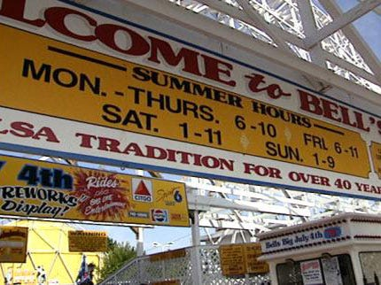Wagoner County Voters To Decide Deal On Bell's Amusement Park