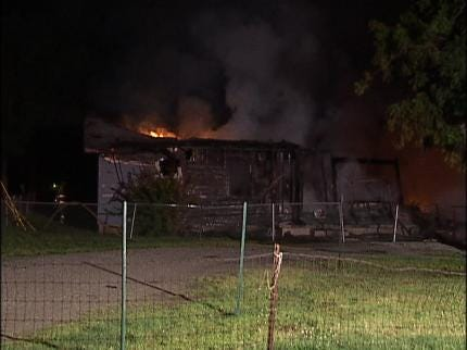 Turley Home Destroyed By Fire