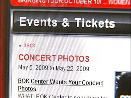 Tulsa's BOK Center Getting New Look Online