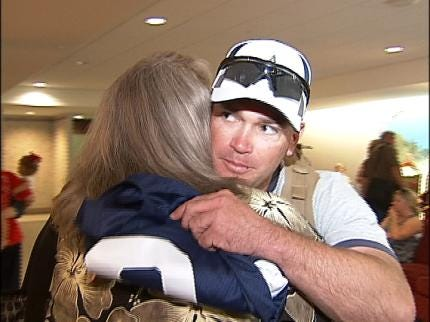 Broken Arrow Marines Return Home From Afghanistan