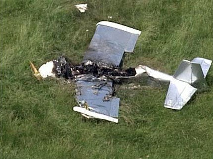 OHP Confirms Two Fatalities In Collinsville Plane Crash