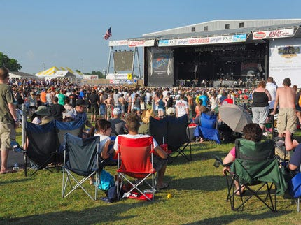 Fourth Annual Rocklahoma Lives Up To Its Name