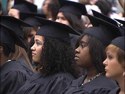 Struggling Students Able To Graduate Thanks To Tulsa's Continuation School