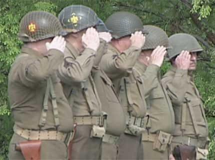 Oklahomans Remember Fallen Heroes On Memorial Day