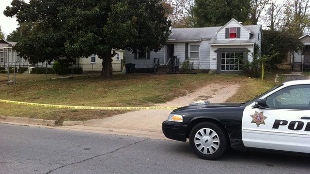 Sand Springs Teen Arrested In Father's Stabbing Death