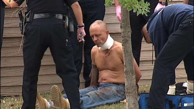 Tulsa Man Shot, Killed Protecting Neighbor's Home