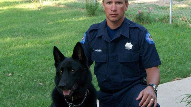 Cherokee Nation Marshal Service K-9 Officer Dies