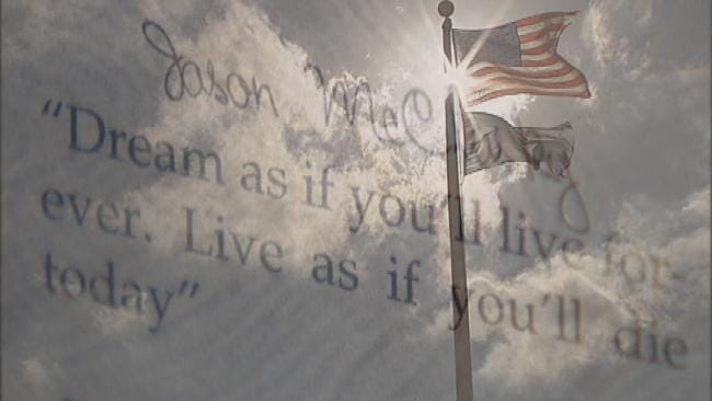 McAlester Soldier Remembered For Hard Work, Determination
