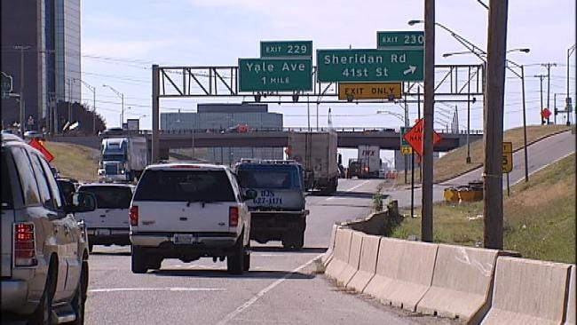 Residents Living Near I-44 In Tulsa Concerned About Traffic In Their Neighborhoods