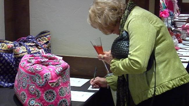 'Old Bags' Raise Money For Autism Program