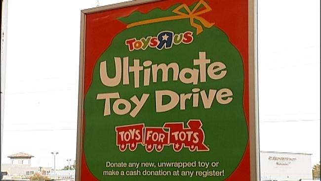 'Toys For Tots' Helps Oklahoma Families In Need