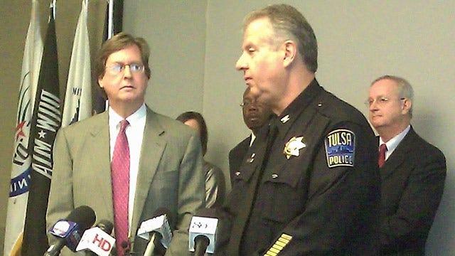 Tulsa Mayor Names Chuck Jordan Police Chief