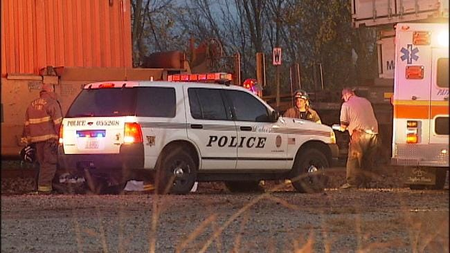 Man Killed By Train In Catoosa Identified