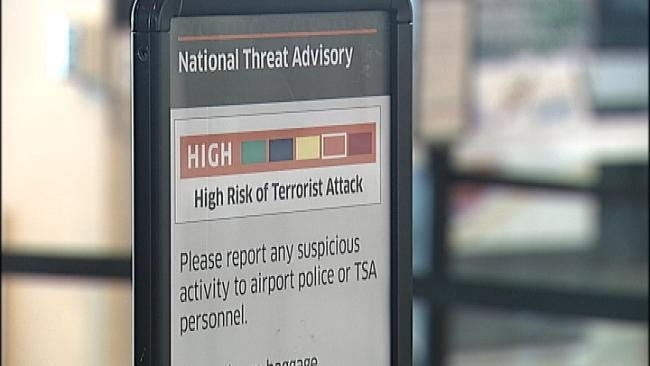 Body Scan Or Pat Downs Required For Tulsa Air Travelers