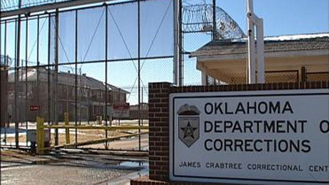 State Of Oklahoma May Eliminate Prison Visits For 3 Months