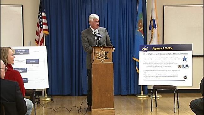 PEGASUS Program Bridges Gap To Fight Crime In Tulsa County