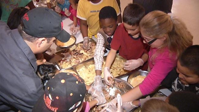 Rib Crib Pigmen Teach Tulsa Kids The Art Of BBQ