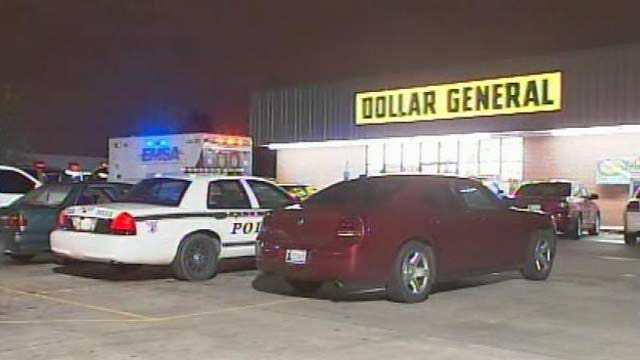 Tulsa Police Looking For Suspects In Dollar General Robbery