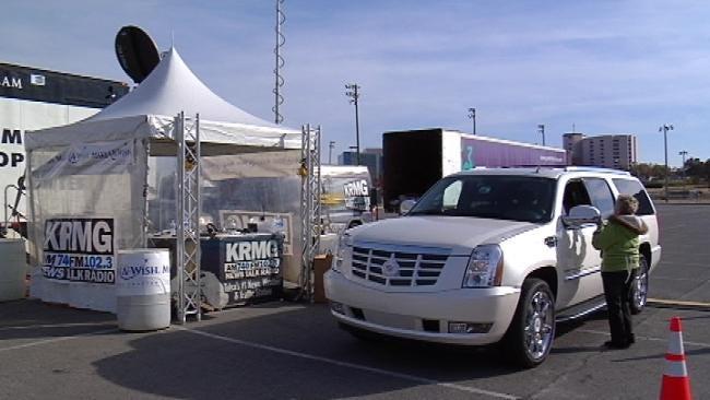 KRMG Disc Jockeys Raise Nearly $200,000 For Oklahoma Make-A-Wish