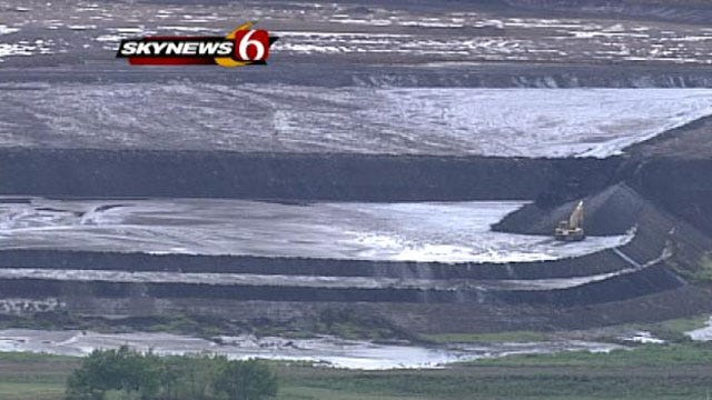 Oklahoma Residents Fight State Over Fly Ash Site