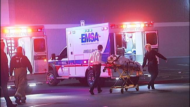 Car Riddled With Bullets While Driving On A Tulsa Highway, Three Wounded
