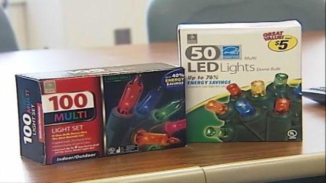 LED Lights Save Money, Energy