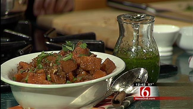 """Chef Anthony's """"Ocho Rios"""" Sweet Potatoes"""