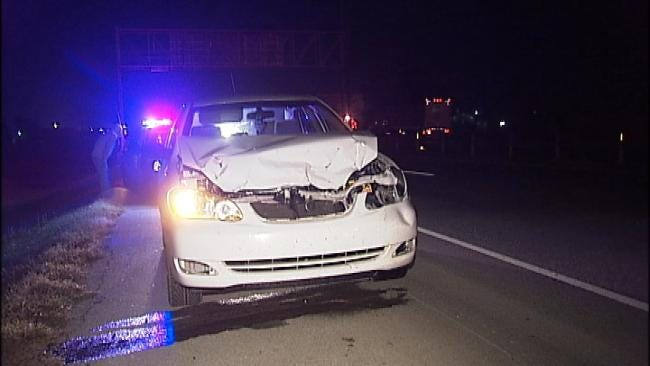 OHP Warns Of Deer Danger While Driving After Dark