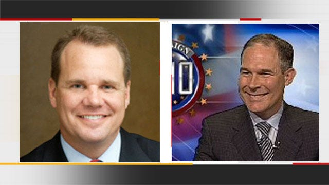 Oklahoma's Lt. Governor, Attorney General Goes To Republicans