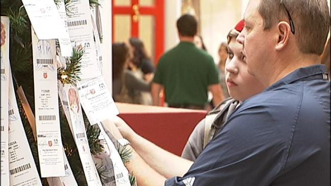 Angel Tree Campaign Begins In Tulsa