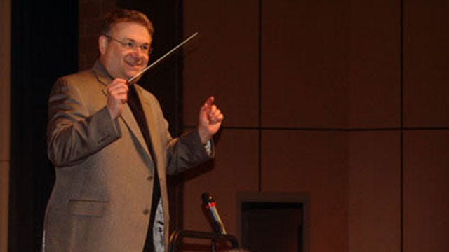 Bartlesville Benefit Concert Features Well-Known Artist, Composer