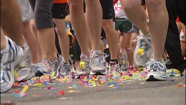 Tulsa Runner Collapses, Dies In Route 66 Marathon
