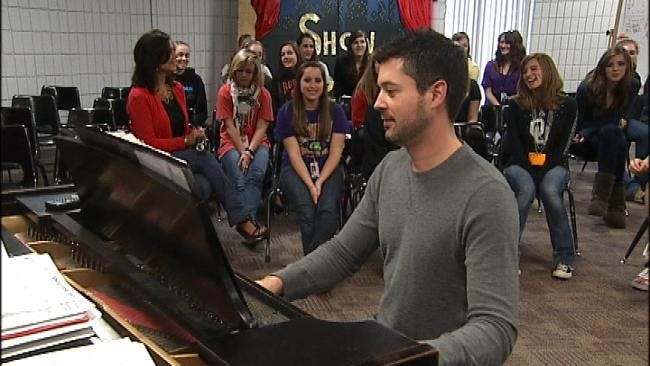 Jenks Music Students Get 'Wicked' Surprise