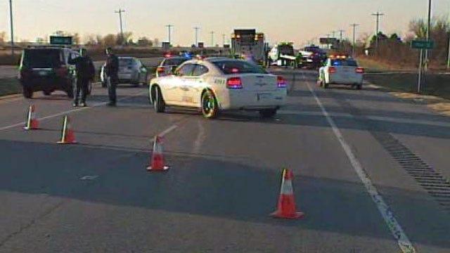 Multi-Vehicle Crash In Glenpool Tuesday Injures Five
