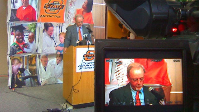 New Research Center At OSU Center For Health Sciences In Tulsa