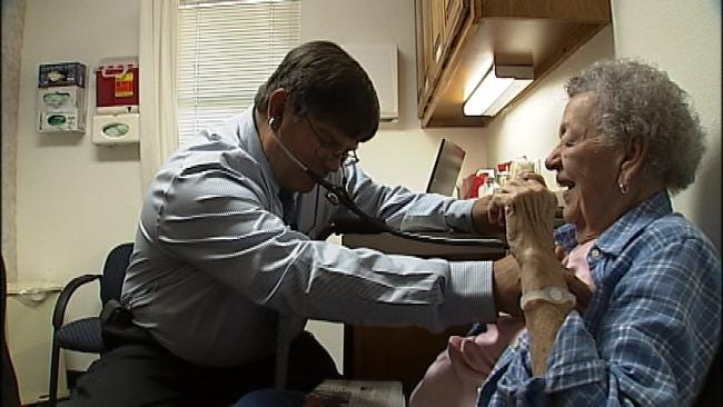 Cowboy Doctor Making A Difference In Rural Oklahoma