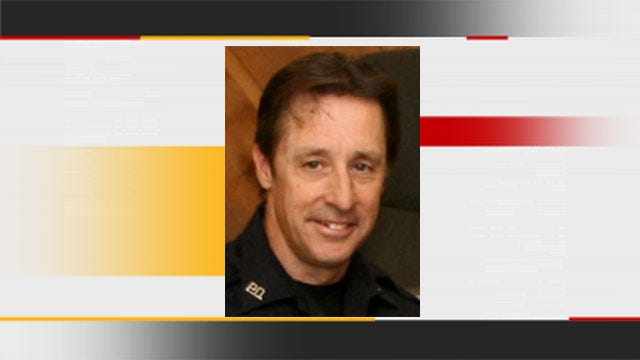 Texas Police Officer Killed In Oklahoma While Helping Stranded Driver