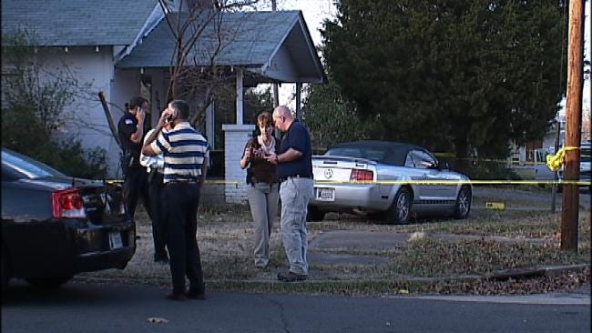 Murder Suspect Surrenders To Muskogee Police