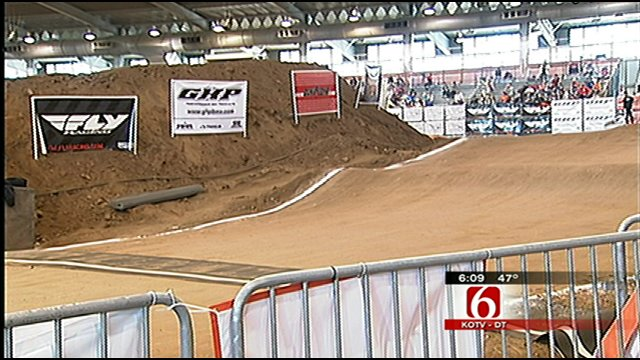 Thousands From Around The World Come To Tulsa For Premiere BMX Event