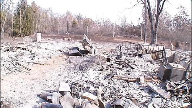 Green Country Fire Departments On High Alert After Weekend Grass Fires