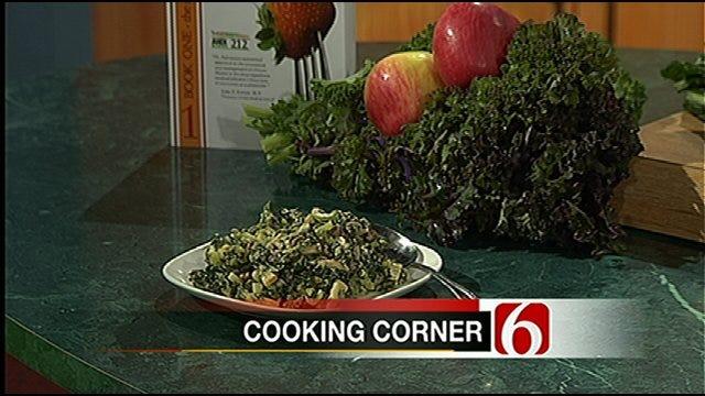 Kale Waldorf Salad
