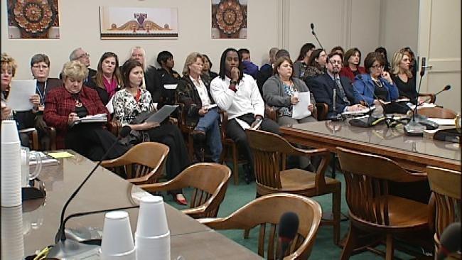 Oklahoma Taskforce To Battle Bullies In Schools