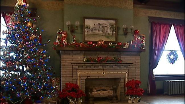 Oklahoma's Own: Sapulpa's Historic Burnett Mansion Gets Modern Day Makeover