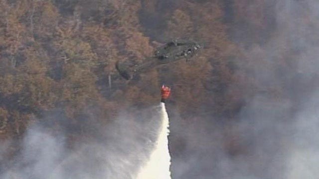 Grass Fires Burn Parts Of Osage And Washington Counties
