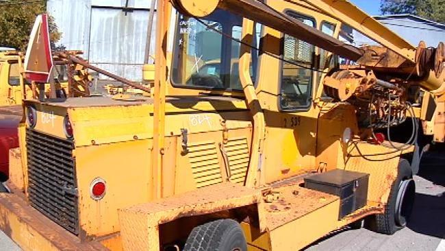 City Of Tulsa To Auction Surplus Equipment Saturday