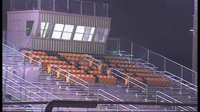 Parents Brawl At Mounds High School Football Game