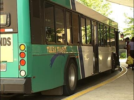 Tulsa Transit Receives Federal Grant To Help Build CNG Station
